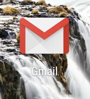 Aplicativo do GMAIL no celular
