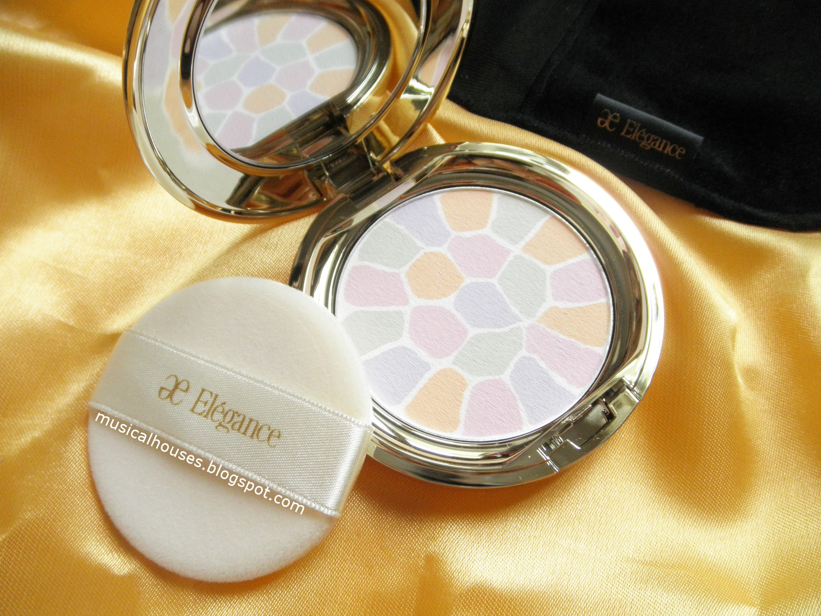 Albion Elegance Powder Review, Swatches, Ingredients ...
