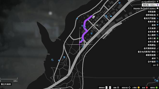 俠盜獵車手 5 (GTA 5) 買房推薦位置   娛樂計程車