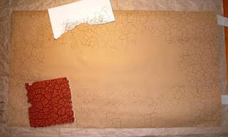 Packpapier bestempeln 1