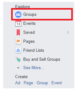 Add Admin Facebook Group