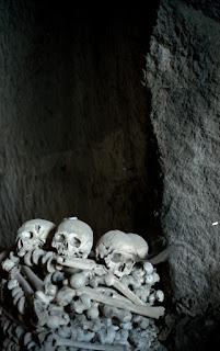 Catacombe delle Fontanelle, napoli, nàpols, napoles, naples