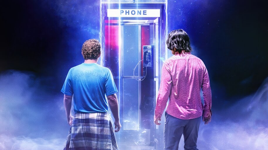 Bill and Ted Face the Music, Movie, 4K, #3.2345