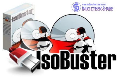 IsoBuster Pro indo cyber share