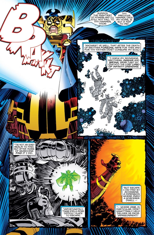 Thor (1998) Issue #16 #17 - English 15