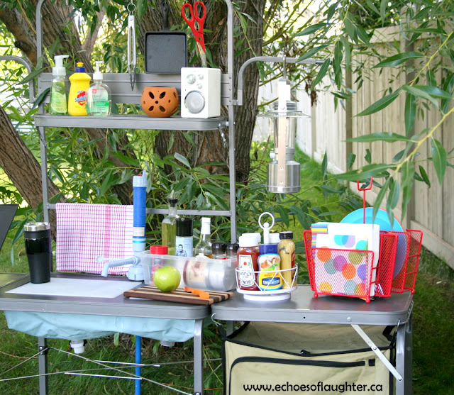 6 Tips For A Kitchen You Can Love For A Lifetime: Organizing A Camping Kitchen