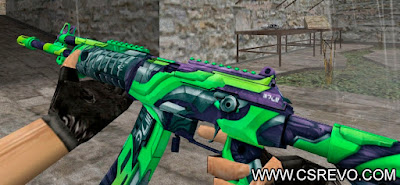 Skin Galil - Sirius HD - CS 1.6, galil