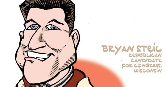 Berge's Cartoon Blog: Steil v  Bryce