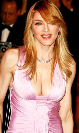 Foto de Madonna más joven