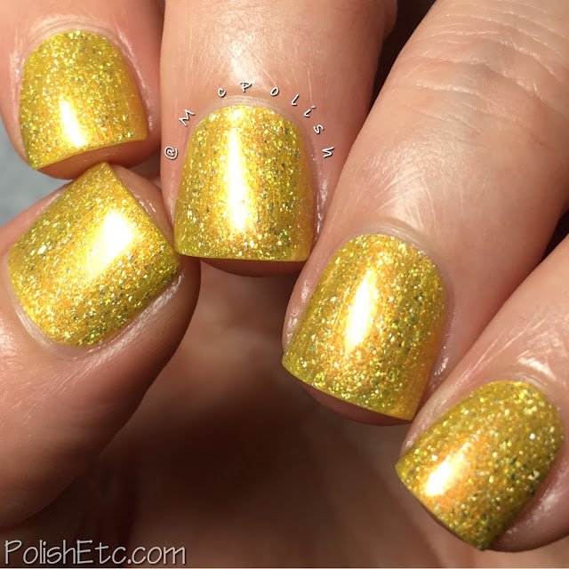 KBShimmer - Summer Vacation Collection - McPolish - Squeeze the Day