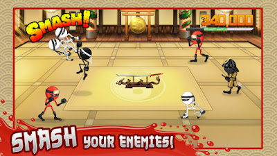 Download Stickninja Smash Apk Latest Version