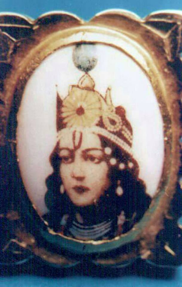 Mayiliragu: Actual picture of Lord Krishna