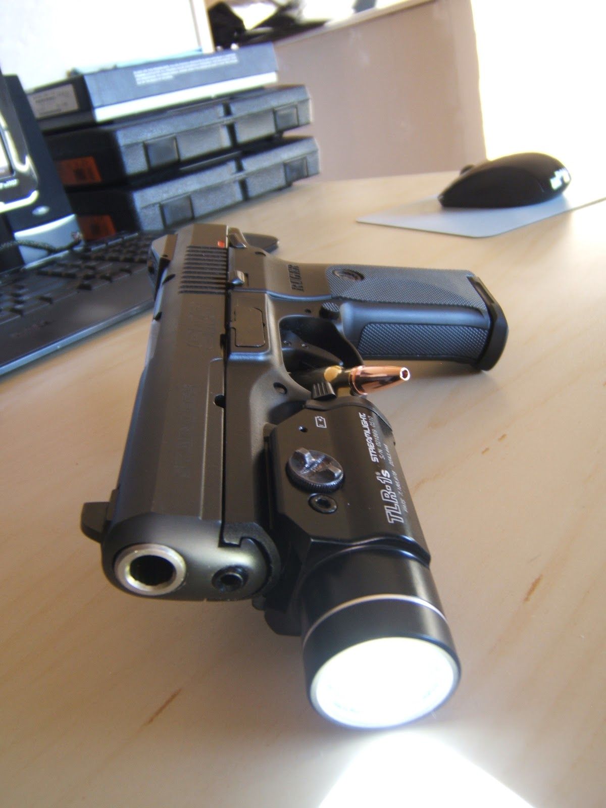 My Mind Wont Stop Streamlight Tlr 1s