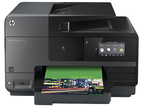 HP Officejet Pro 8620 e-All-in-One Printer Drivers