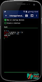 Qute Command Console & Terminal Emulator Premium APK