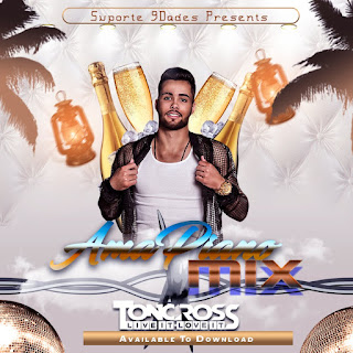 DJ TonCross - Ultimix AmaPiano (Live July) Download