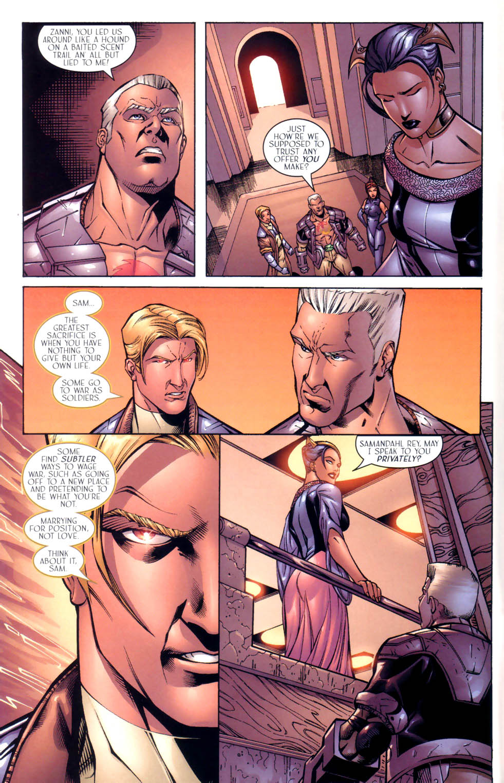 Read online Sigil (2000) comic -  Issue #9 - 6