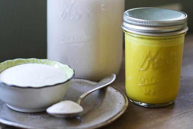 collagen, latte, benefits, hydrolyzed collagen, collagen peptides