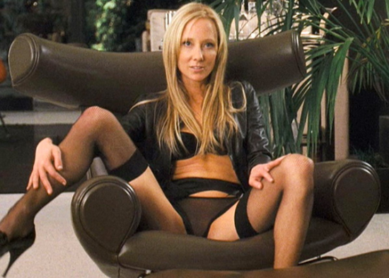 Anne heche hot