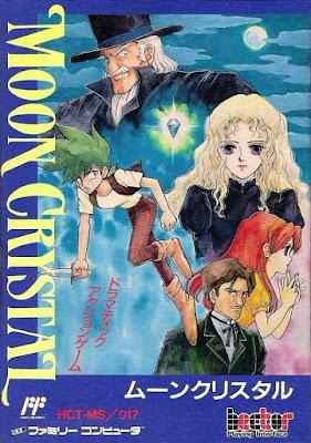 Review - Moon Crystal - Nintendo