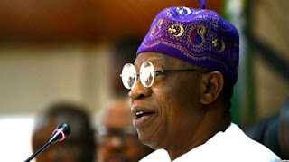 Lai Mohammed Gives 2017 Message of Hope For Every Nigerian