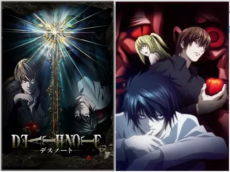 Download Death Note BD Batch Subtitle Indonesia