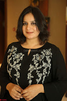 Cute Poja Gandhi in black dress at Dandupalyam 2 Movie press meet  ~  Exclusive 61.JPG