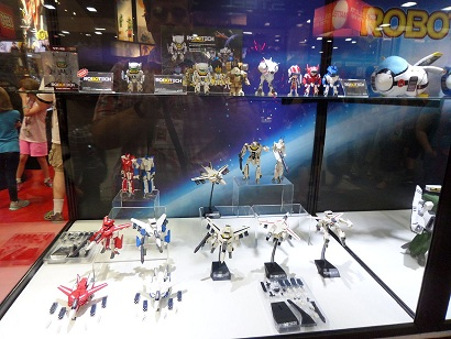 Jack McKinney Robotech sorozat