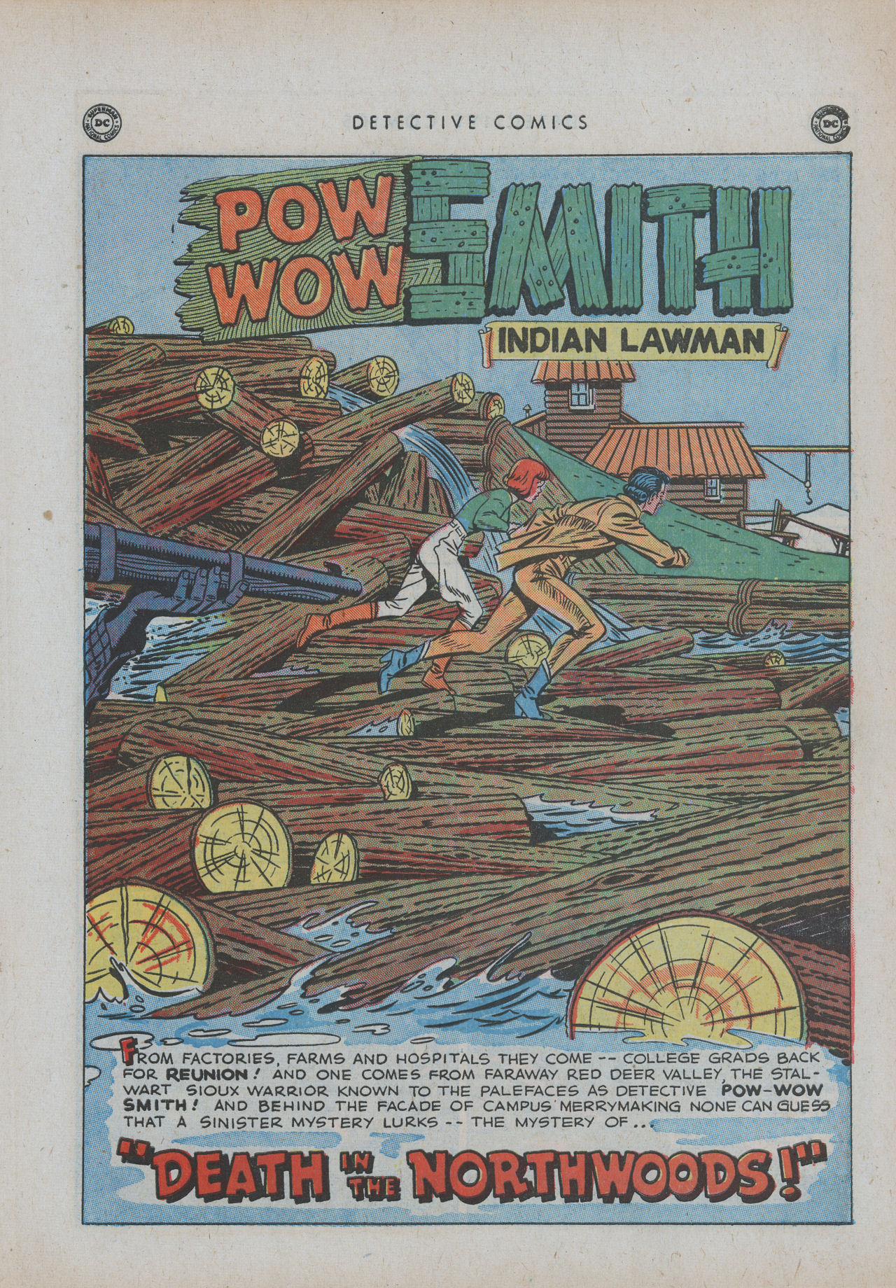 Read online Detective Comics (1937) comic -  Issue #154 - 39