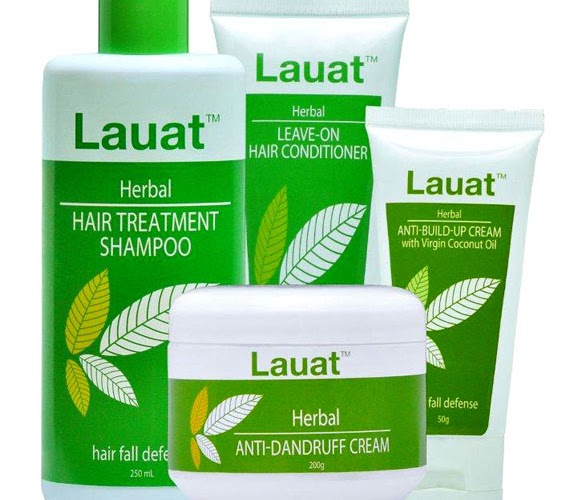 LAUAT - Nature's gift for Filipino hair!