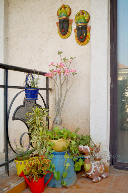 Balcony Garden Makeover