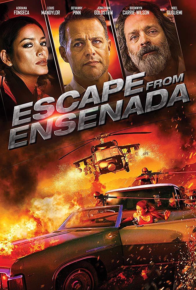 Xem Phim Thoát Khỏi Ensenada - Escape From Ensenada