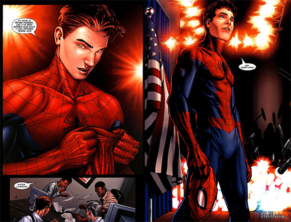 Peter Parker, Spider-Man: Civil War | Marvel Comics