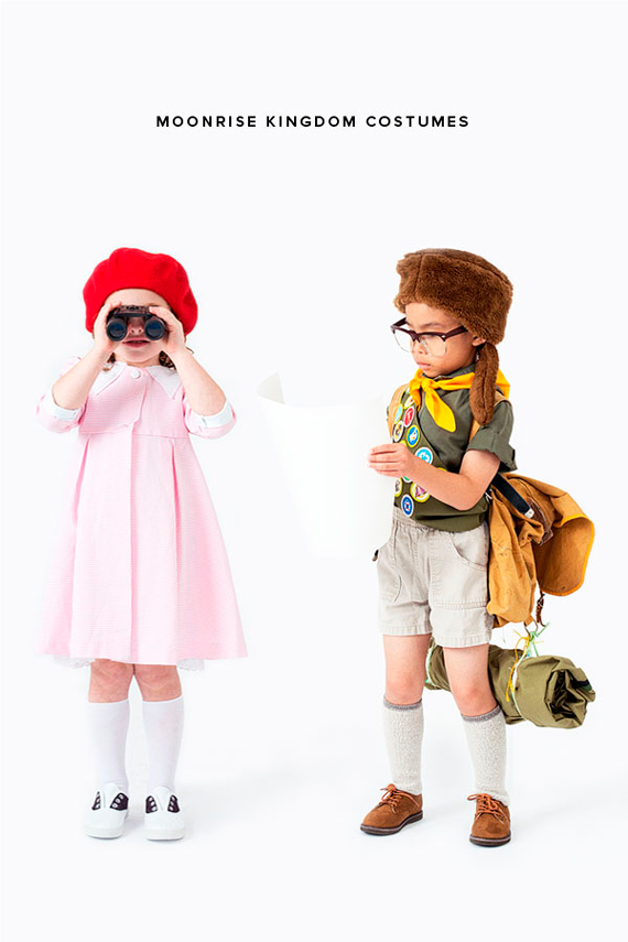 disfraces halloween: moonrise kingdom