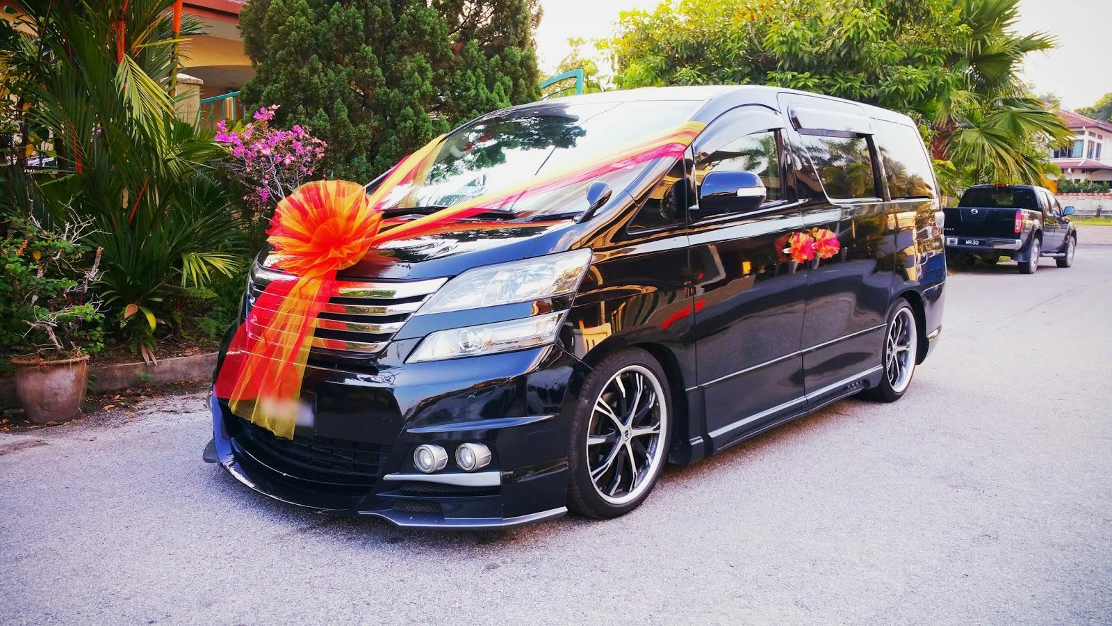 Redorca malaysia wedding and event car rental toyota vellfire toyota vellfire wedding car rental junglespirit Choice Image
