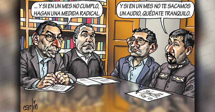 Carlincaturas Miércoles 14 Agosto 2019 - La República