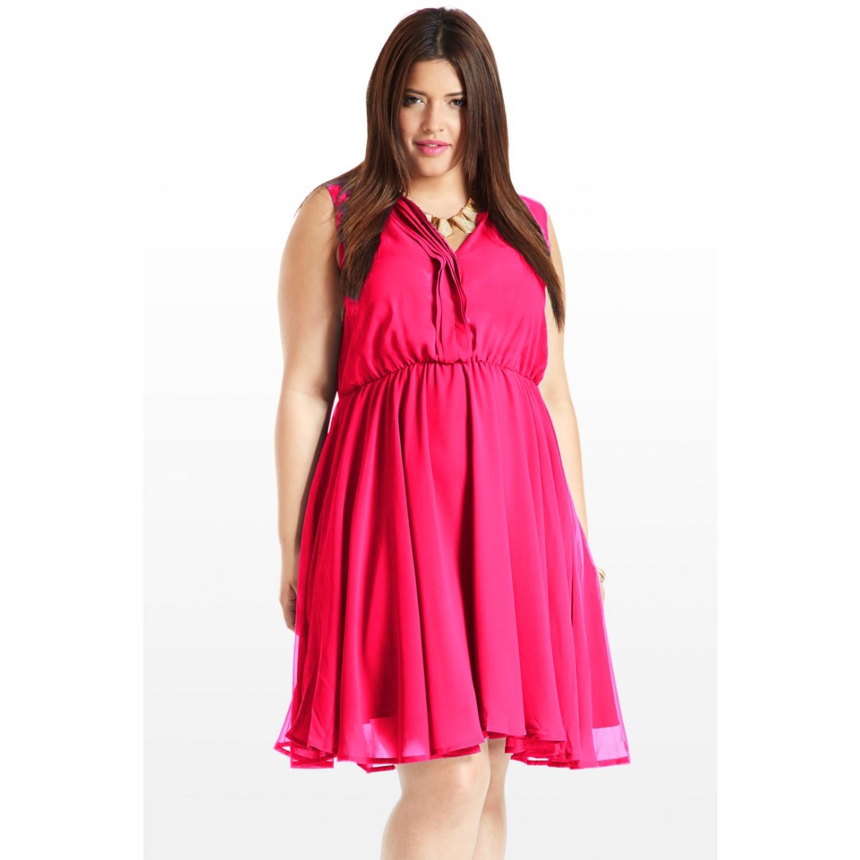 vestidos casuales para gorditas | Colección