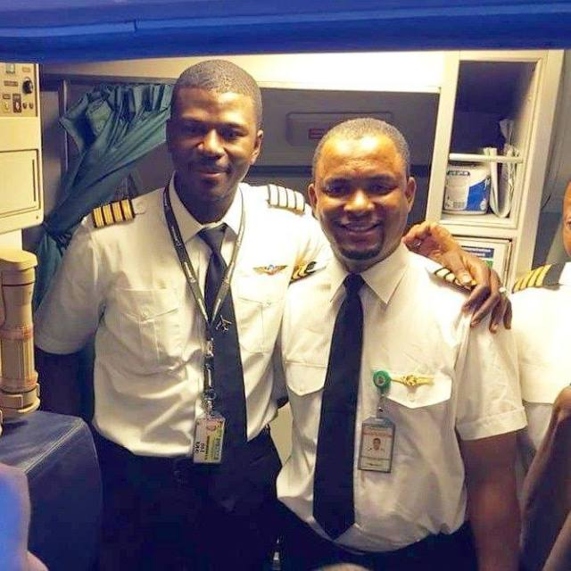 Airplane Cleaner Became A Captain After 24 Years Of Work