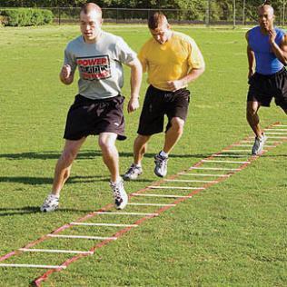 Ejercicios de agilidad, deporte y salud
