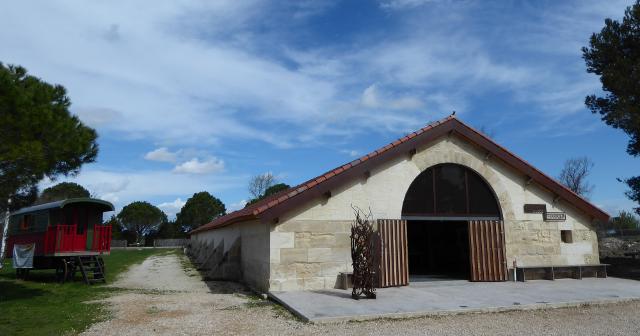 El museu des de l'exterior
