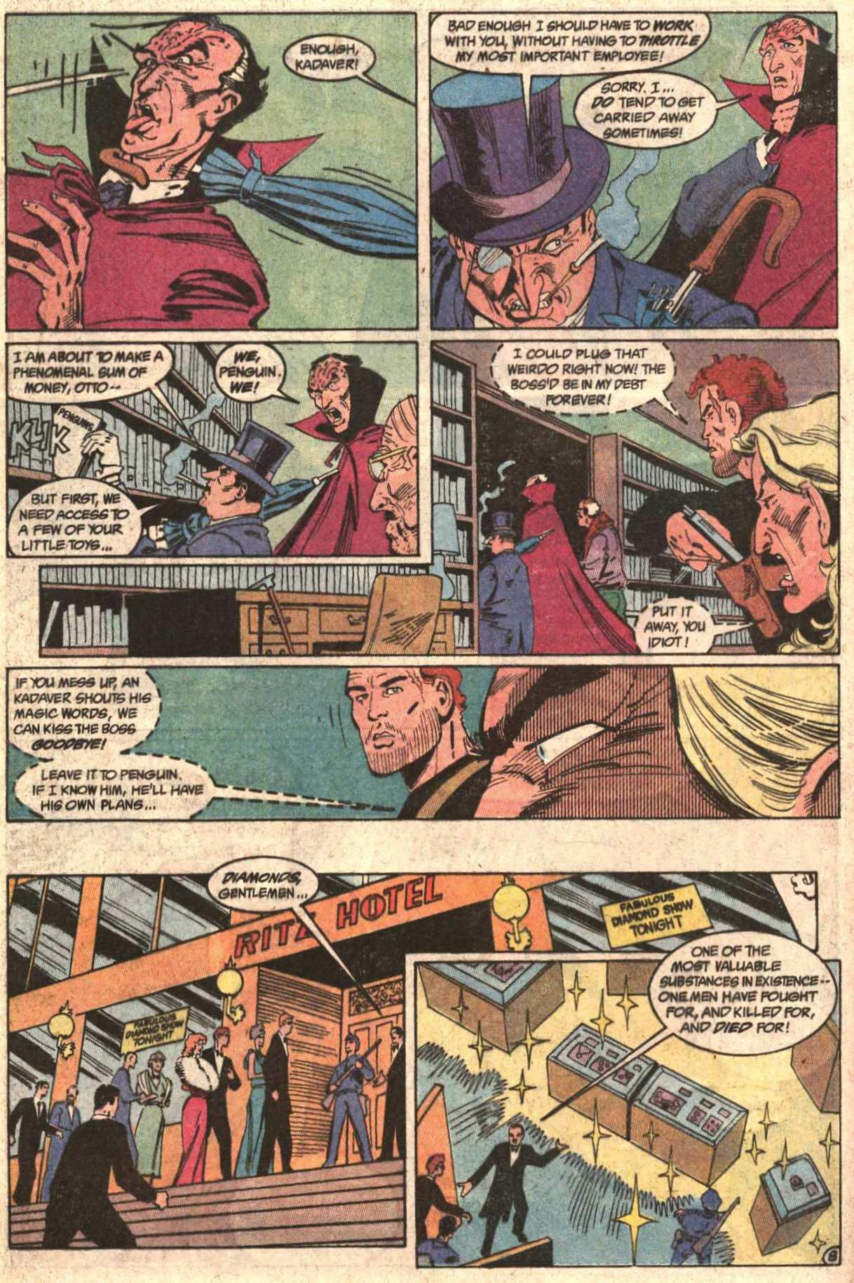 Detective Comics (1937) 611 Page 8