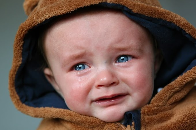 WHAT TO DO WHEN YOUR KIDS CRY ?