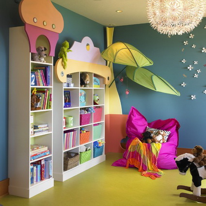 10 reading corners for children 1
