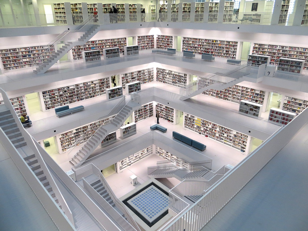 Perpustakaan Super Keren