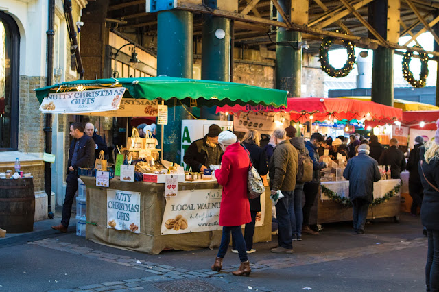 Borough market-Londra