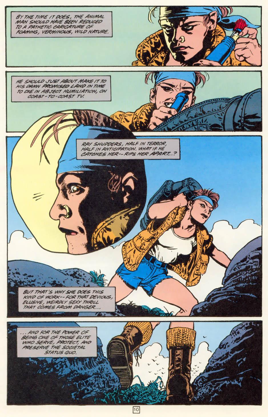 Read online Animal Man (1988) comic -  Issue #78 - 11