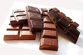 kebaikan makan coklat