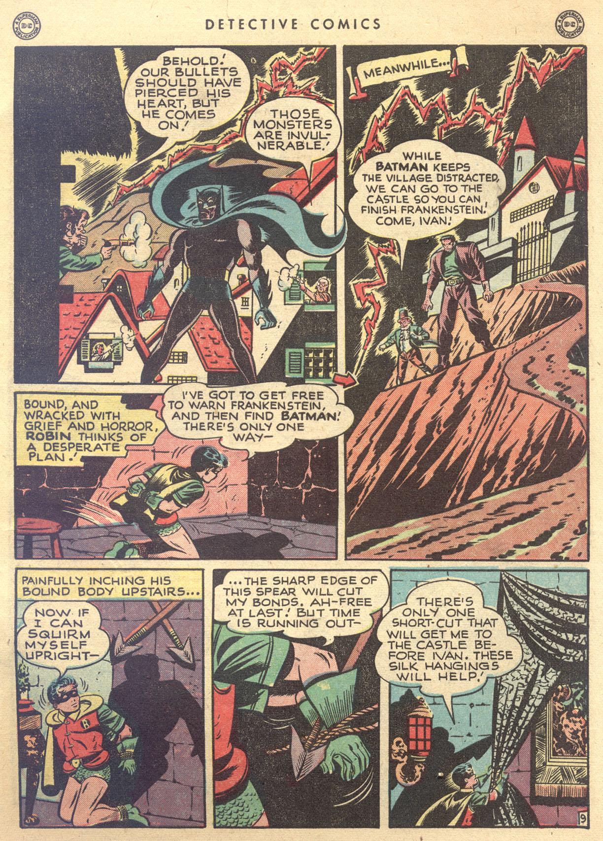 Detective Comics (1937) 135 Page 10