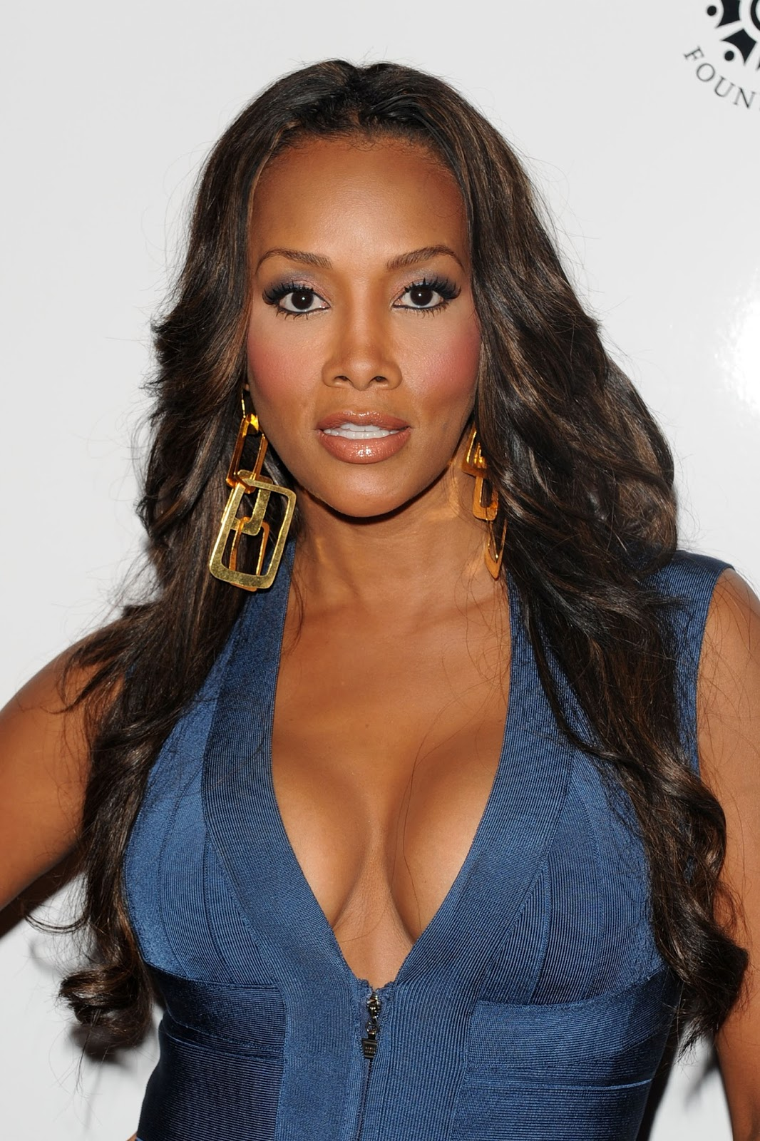 Cleavage Sexy Vivica A. Fox naked photo 2017