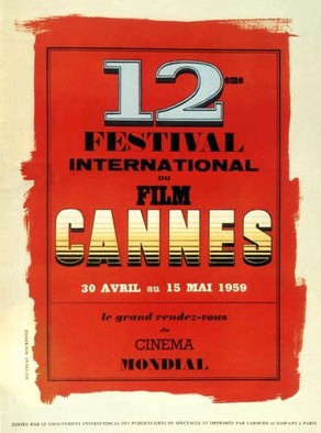 Jouineau Bourduge cannes film festival poster